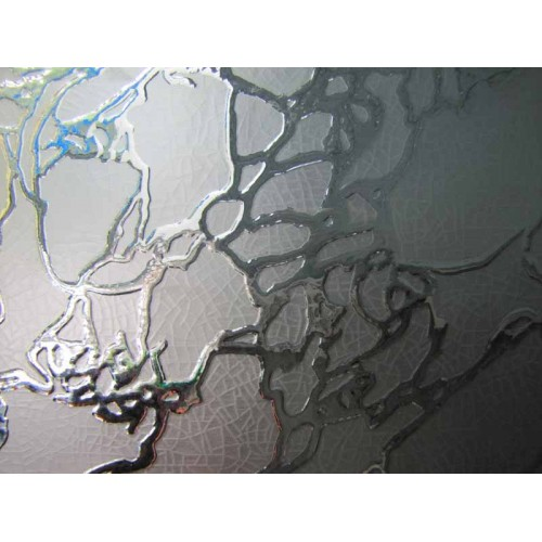 """Изображение Стекло узорчатое """"дельта белое пескоструйное"""" 01.3.15 - изображение 2"""