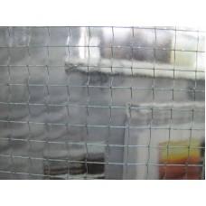 Зображення Скло армоване безбарвне товщиною 6 мм 01.3.57