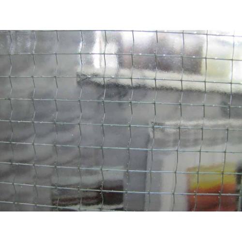 Изображение Стекло армированное бесцветное толщиной 6 мм 01.3.57 - изображение 2