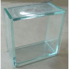 Изображение Стеклоблок прозрачный 200х200х100мм (цена только при наличии на складе) 08.1.7