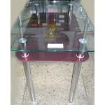 Изображение Стол обеденный 1050х650х750мм 354 - изображение 1