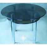 Изображение Стол обеденный круглый Д_1000/ 750мм 361 - изображение 1