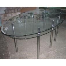 Изображение Стол обеденный двойной 2500х1250х750 мм 03.3.8