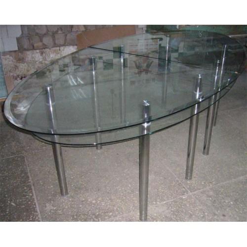 Изображение Стол обеденный двойной 2500х1250х750 мм 03.3.8 - изображение 2