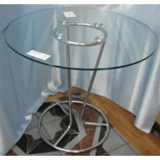 Изображение Стол обеденный PINACOLADA хром Д-800х720мм 03.3.23
