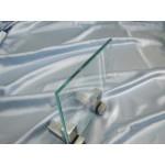 Изображение Cтекло прозрачное закаленное толщиной 6 мм. 01.04.05 - изображение 1