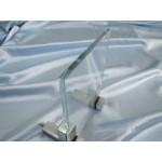Зображення Скло надпрозоре загартоване товщиною 10 мм. 01.04.15 - изображение 1