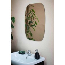 Изображение Зеркало настенное 650 х 500 мм. 024