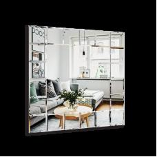 Изображение Зеркало с декоративными накладками 900 х 900 мм. 02.17.41