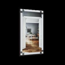 Изображение Зеркало с декоративными накладками 1500 х 800 мм. 052.9
