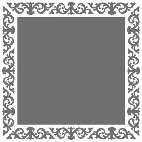 Зображення Дзеркало 700х700  мм. 02.8.99. - изображение 2
