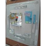 Изображение Зеркало 650 х 650 мм. 02.8.75 - изображение 1