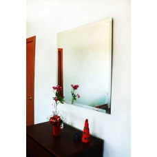 Изображение Зеркало с фацетом 30 мм, 900 х 900 мм. 1124