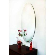 Изображение Зеркало с фацетом 20 мм. (овал), 1200 х 600 мм. 1139