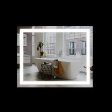 Зображення Дзеркало з LED підсвічуванням та сенсорным вимикачем (на дотик) 850 x 1050 мм. 02.7.104