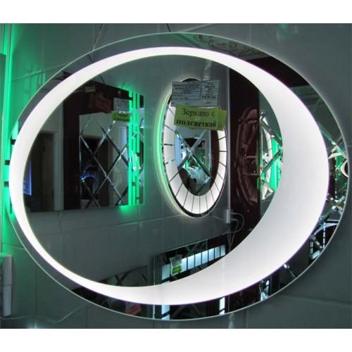 Изображение Зеркало с LED подсветкой 600 х 900 мм. 02.7.14 - изображение 6