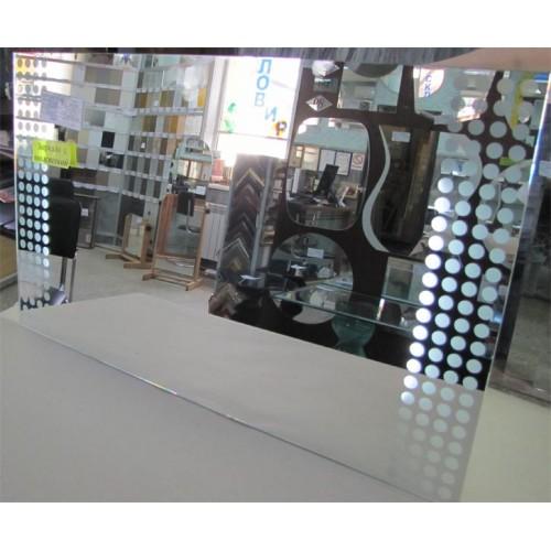 Зображення Дзеркало з підсвічуванням 500х800 мм 02.7.7 - изображение 8