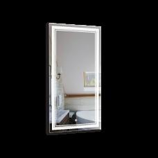 Зображення Дзеркало з LED підсвічуванням і сенсорним вимикачем (на рух людини) 1300 х 650 мм. 02.7.82