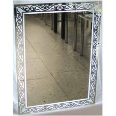 Изображение Зеркало с LED подсветкой 800 х 600 мм. 02.7.108