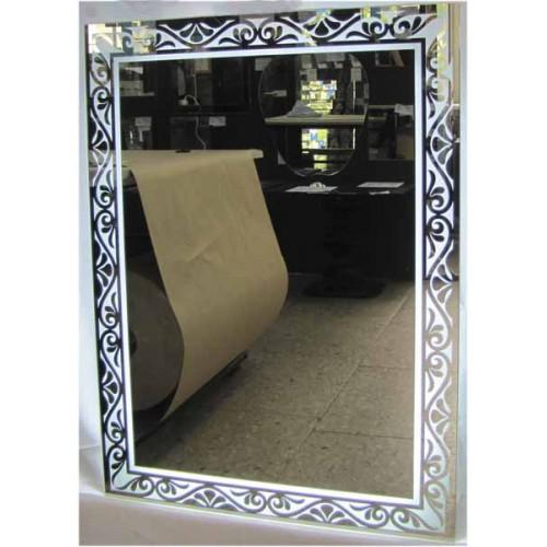 Изображение Зеркало с LED подсветкой 800 х 600 мм. 02.7.108 - изображение 6