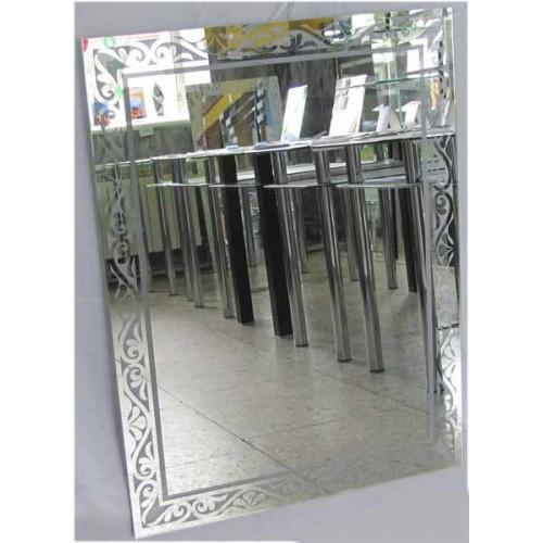 Изображение Зеркало с LED подсветкой 800 х 600 мм. 02.7.108 - изображение 7