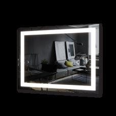 Зображення Дзеркало з LED підсвічуванням та сферичним збільшувальним дзеркалом 700 х 900 мм. 02.7.109