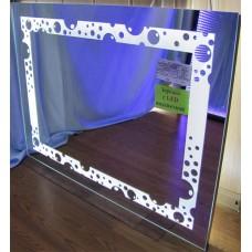 Изображение Зеркало с LED подсветкой 650 х 850 мм. 02.7.28.