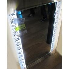 Изображение Зеркало с LED подсветкой 800 х 600 мм. 02.7.31.