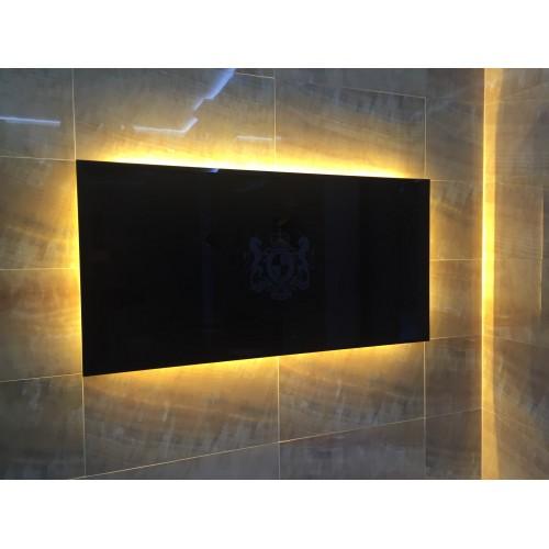 Зображення Зразок дзеркала з теплою підсвічуванням 02.7.54 - изображение 2