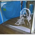 Изображение Зеркало с LED подсветкой 750 х 950 мм. 02.7.6 - изображение 1