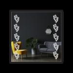 Зображення Дзеркало з LED підсвічуванням 700 х 700 мм. 02.7.99 - изображение 1