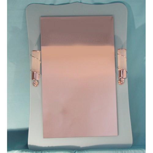 Зображення Дзеркало з підсвічуванням 720х440(900х620)мм 62.2 - изображение 2