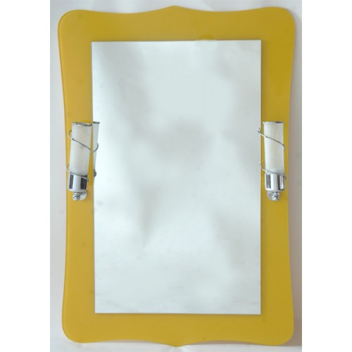 Изображение Зеркало с подсветкой 720 х 440 (900 х 620) мм. 62.5 - изображение 2