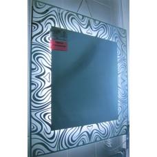 Изображение Зеркало с LED подсветкой 800 х 800 мм. 02.7.13