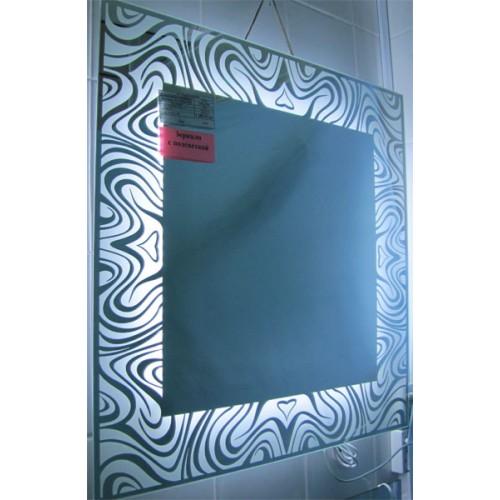 Изображение Зеркало с LED подсветкой 800 х 800 мм. 02.7.13 - изображение 2