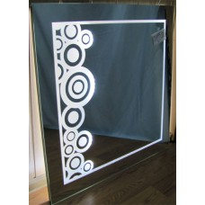 Изображение Зеркало с LED подсветкой 800 х 800 мм. 02.7.20