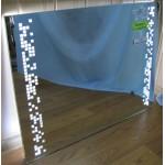 Изображение Зеркало с LED подсветкой 600 х 800 мм. 02.7.21 - изображение 1