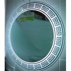Изображение Зеркало с LED подсветкой Д-800 мм. 02.7.22