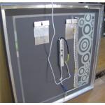 Изображение Вид с тыльной стороны зеркала с LED подсветкой 02.7.27 - изображение 1
