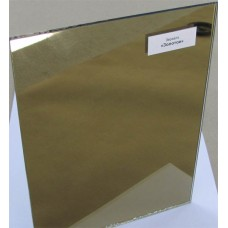 """Зображення Дзеркало без захисного покриття """"Золоте"""" товщиною 4 мм 02.01.20"""