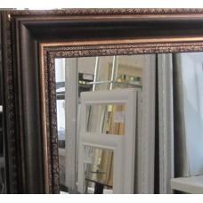 Изображение Зеркало в раме 1302 х 702 (1200 х 600) мм. 02.6.18