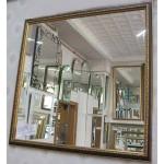 Изображение Зеркало в раме 600 х 600 мм. 02.6.48 - изображение 1