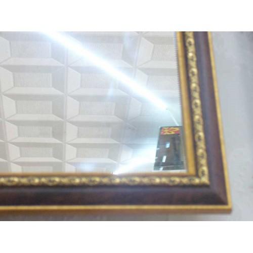 Зображення Дзеркало настінне в рамі 850 х 650 мм. 02.6.49 - изображение 2