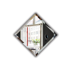 Изображение Плитка зеркальная, фацет 15 мм, 200 х 200 мм. 689
