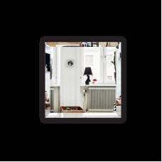 Изображение Плитка зеркальная 150х150 с фацетом 10 мм 692
